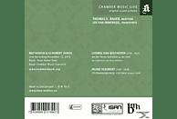Jos Van Immerseel, Bauer Thomas E. - Beethoven & Schubert Songs [CD + Blu-ray Disc]