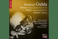 Friederich Gulda (Pno), Wiener Philharmoniker, Vol - Tribute To Friedrich Gulda [SACD Hybrid]