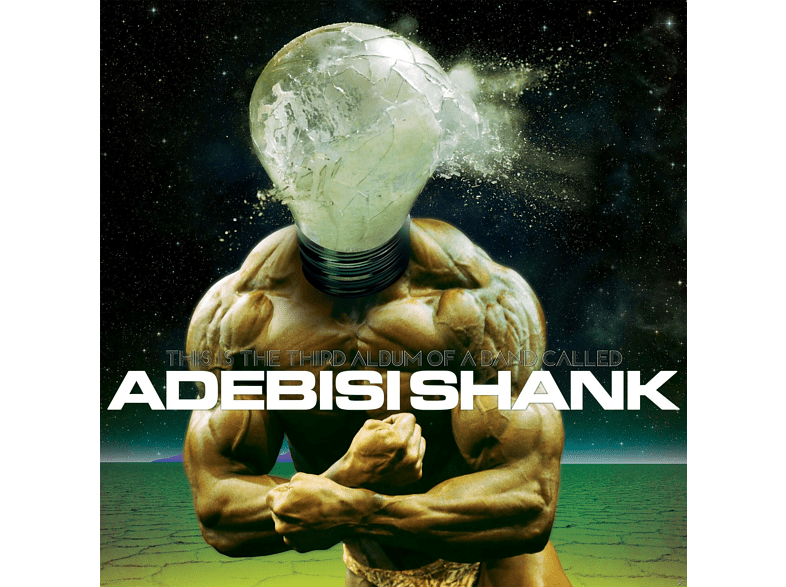Adebisi Shank - This Is The Third Album Of A Band Called Adebisi Shank [CD]