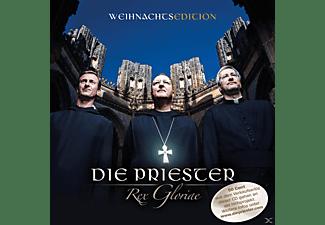 Die Priester - Rex Gloriae (Weihnachtsedition)  - (CD)