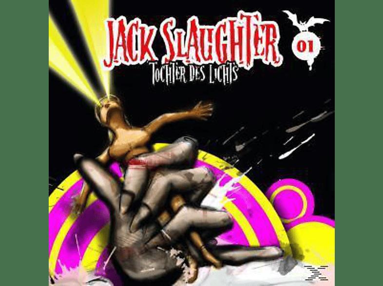 Jack Slaughter 01: Tochter des Lichts - (CD)