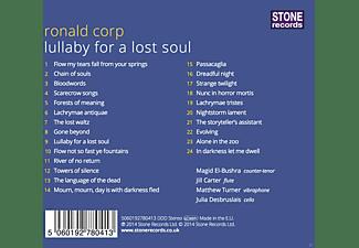 Magid El-Bushra, Jill Carter, Matthew Turner, Julia Desbruslais - Lullaby For A Lost Soul  - (CD)