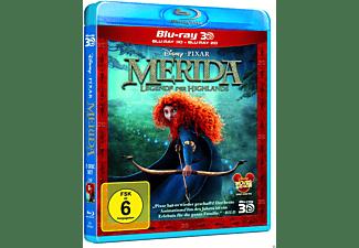 Merida - Legende der Highlands [Blu-ray 3D]