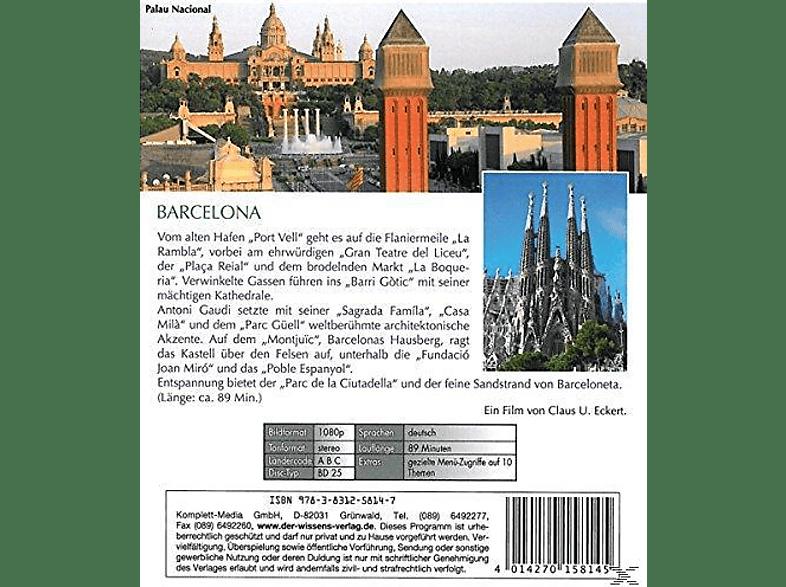 Barcelona-Kataloniens Perle am Meer [Blu-ray]