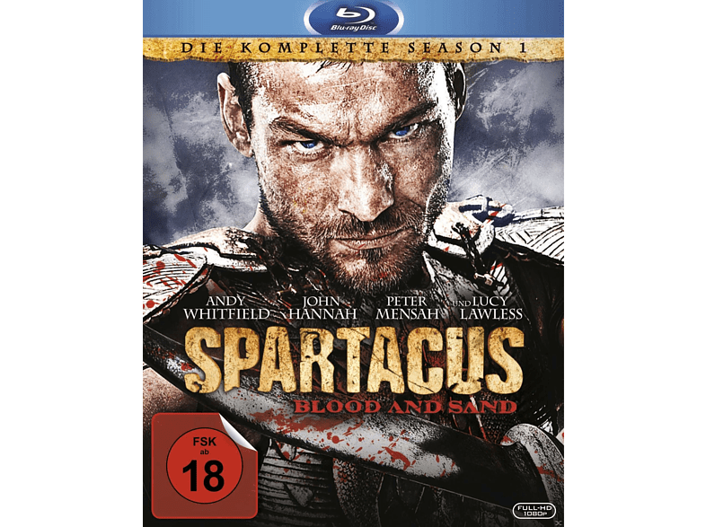 Spartacus Blood And Sand Staffel 1