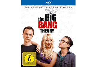 The Big Bang Theory - Staffel 1 - (Blu-ray)