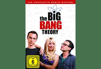 The Big Bang Theory - Staffel 1 DVD