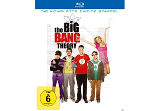 The Big Bang Theory - Staffel 2 Blu-ray