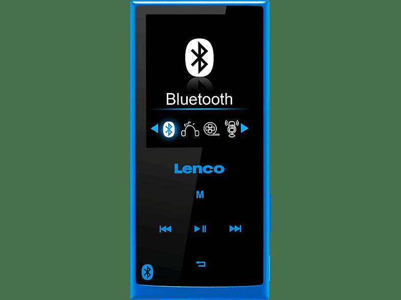 LENCO Lecteur MP3 8 GB Bleu (XEMIO-760 BT)