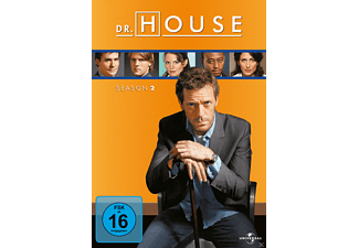 Dr. House - Staffel 2 DVD