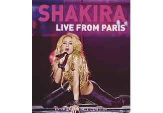 Shakira - Live From Paris  - (Blu-ray)