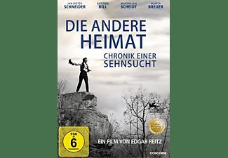 Die andere Heimat – Chronik einer Sehnsucht DVD