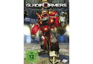 GLADIFORMERS - TRANSFORMING GLADIATORS DVD