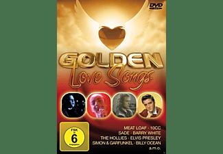 VARIOUS - Golden Love Songs  - (DVD)