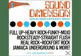 Sound Dimension - MOJO ROCKSTEADY BEAT (LTD./+MP3)  - (LP + Download)