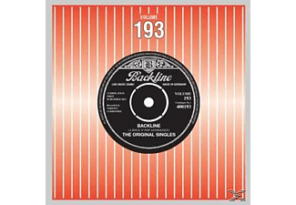 VARIOUS - Backline Vol.193  - (CD)