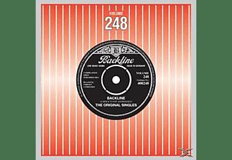 VARIOUS - Backline Vol.248  - (CD)