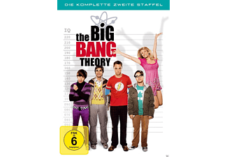 The Big Bang Theory - Staffel 2 DVD