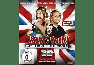 Obelix - Im Auftrag Ihrer Majestät (3D) 3D Blu-ray