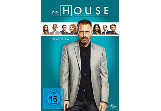 Dr. House - Staffel 6 - (DVD)