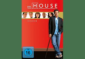 Dr. House - Staffel 3 DVD