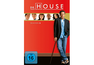 Dr. House - Staffel 3 - (DVD)