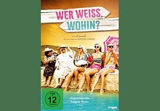Wer weiß, wohin? DVD