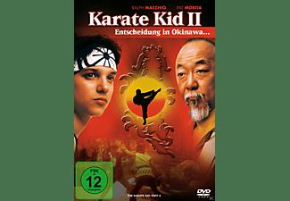 Karate Kid II - Entscheidung in Okinawa DVD