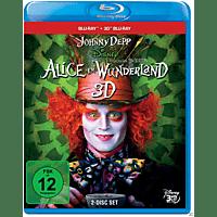 Alice im Wunderland [3D Blu-ray (+2D)]