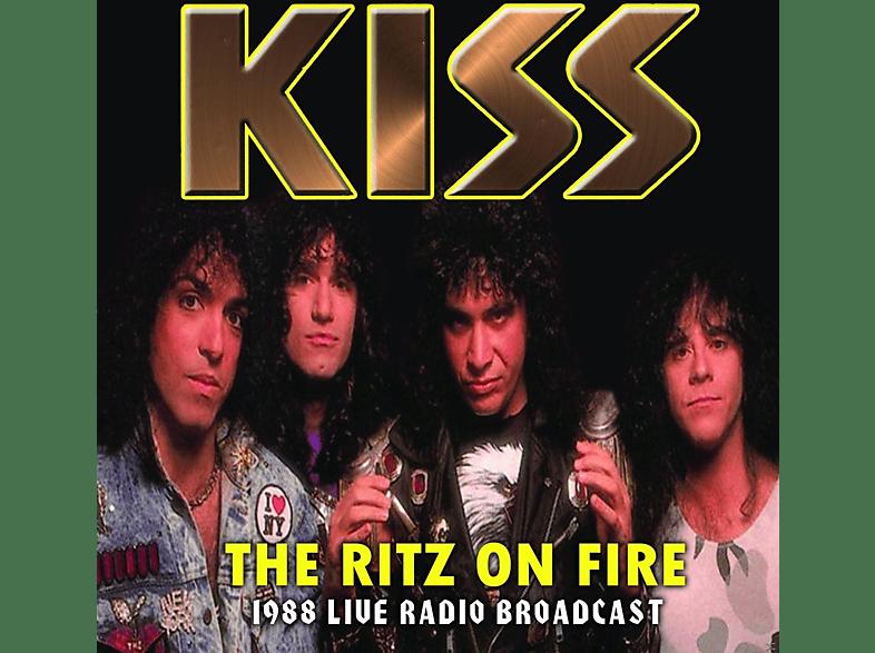 Kiss - The Ritz On Fire (1988 Live Radio Broadcast) [CD]