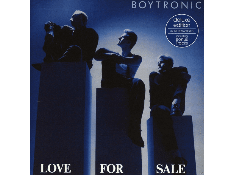 Boytronic - Love For Sale (Deluxe Edition) [CD]