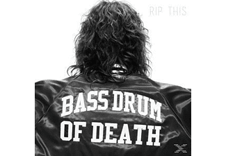 Bass Drum Of Death - Rip This  - (CD)