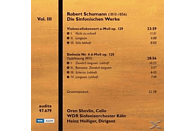 Oren Shevlin, Wdr Sinfonieorchester Köln - Complete Symphonic Works Vol.3 [CD]