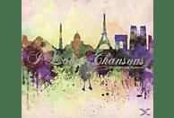 VARIOUS - I Love Chansons [CD]