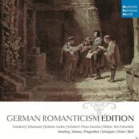 VARIOUS - German Romantic Music Edition [CD]