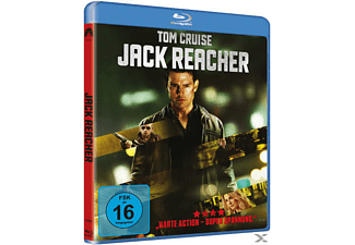 Jack Reacher Blu-ray