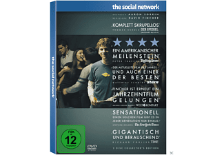 The Social Network Doppel-DVD - Collector's Edition - (DVD)