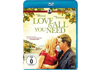 Love Is All You Need Blu-ray