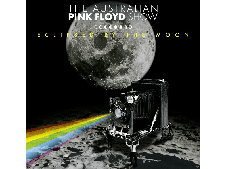 The Australian Pink Floyd Show - Eclipsed By The Moon - Live In Germany [CD]