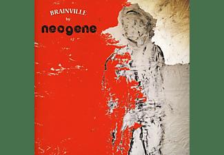 Neogene - Brainville  - (CD)