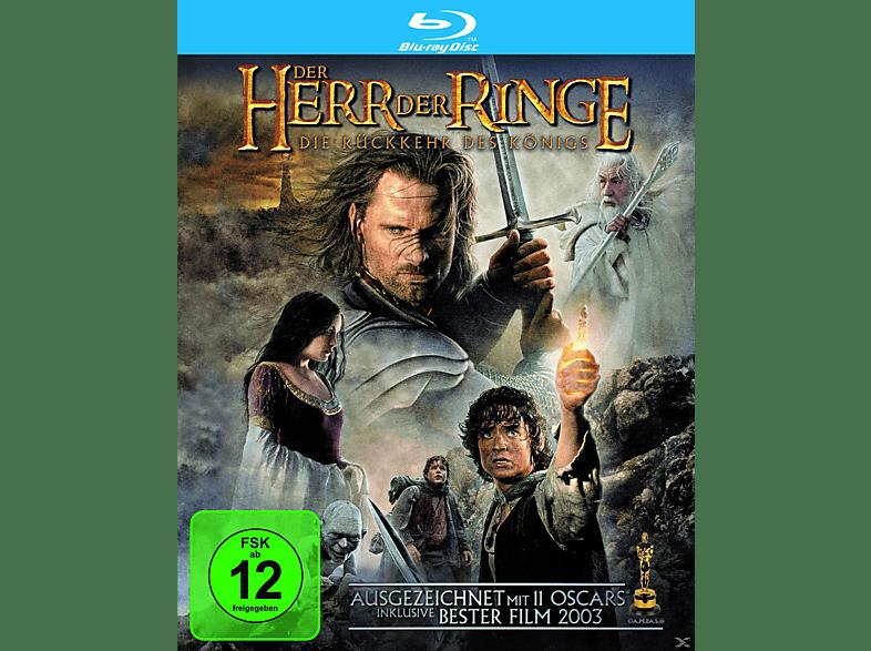 Der Herr der Ringe - Die Rückkehr des Königs [Blu-ray]