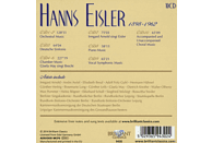 VARIOUS - Hans Eisler Edition [CD]