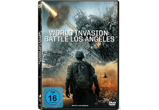 World Invasion: Battle Los Angeles DVD