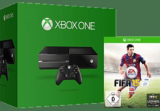 MICROSOFT Xbox One Konsole 500GB inkl. FIFA 15