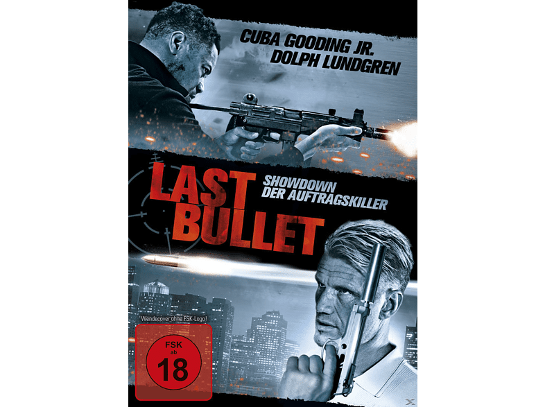 LAST BULLET SHOWDOWN DER AUFTRAGSKILLER [DVD]