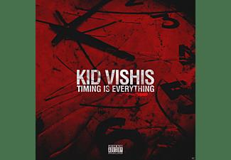 Kid Vishis - Timing Is Everything  - (CD)