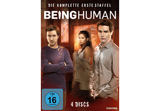 BEING HUMAN 1.STAFFEL DVD