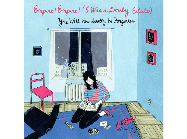 Empire! Empire! (i Was A Lonely Estate) - You Will Eventually Be Forgotten [CD]
