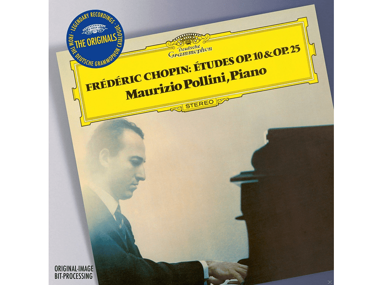 Maurizio Pollini - The Originals-Chopin: Etudes Op.10 & 25 [CD]