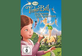 TinkerBell 3: Ein Sommer voller Abenteuer - Collectors Edition DVD